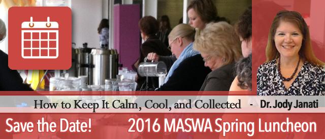 2016 MASWA Spring Luncheon