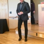 Presenting, Dr. Joel Carter
