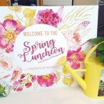 Welcome to the Spring Luncheon