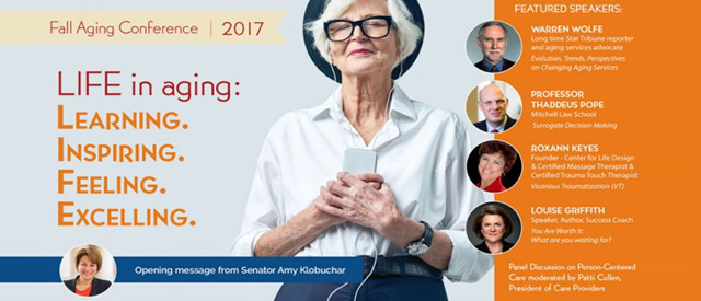 Fall Aging Conference - 2017